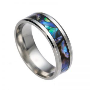 The Eyre Abalone Shell Ring
