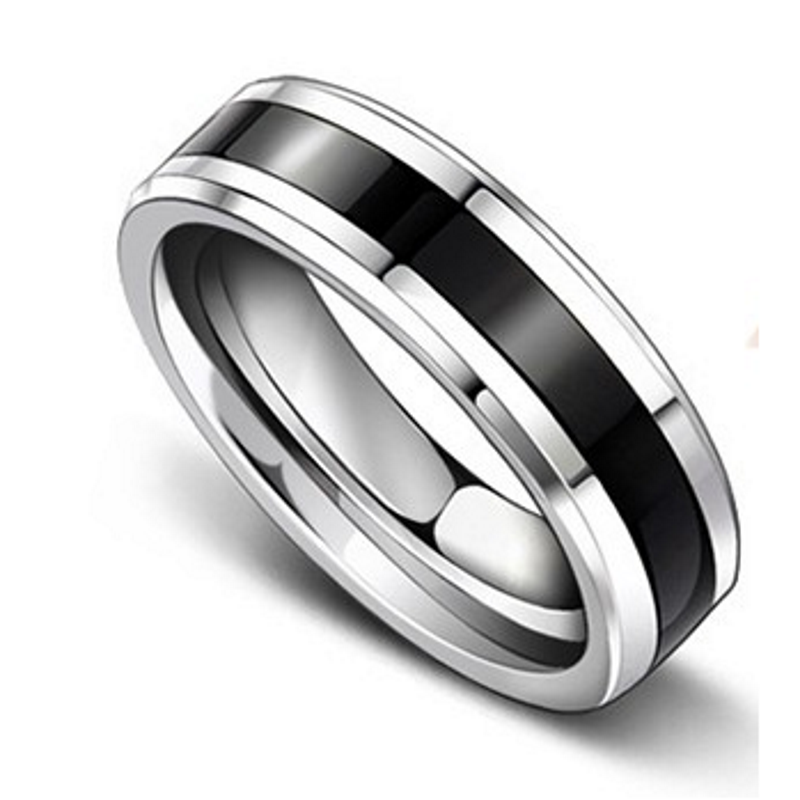 Mens Wedding Bands Titanium.Argyle Titanium Men S Ring