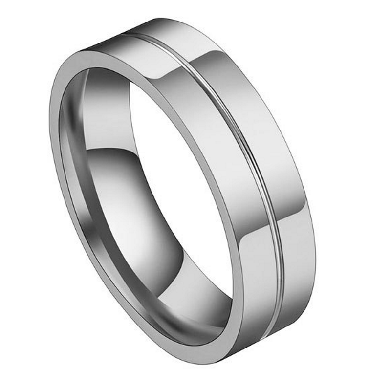 Mens Wedding Band.Winter Men S Wedding Band