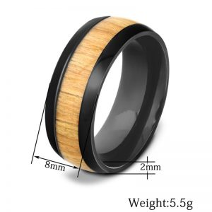Ivory Wood Black Ring, mens ring, mens band, ladies ring, kladies band, unisex ring, unisex band, wood ring, wood band, mens rings online, ladies rings online, afterpay rings, oxipay rings, laybauy rings, paypal rings, just rings online, Australian stock, free express shipping, free shipping