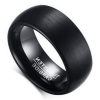 Knight Black Tungsten Band, Unisex ring, mens rings online, ladies rings online, tungsten rings, mens bands, ladies bands, ring, afterpay rings, oxipay rings, paypal rings, australian stock