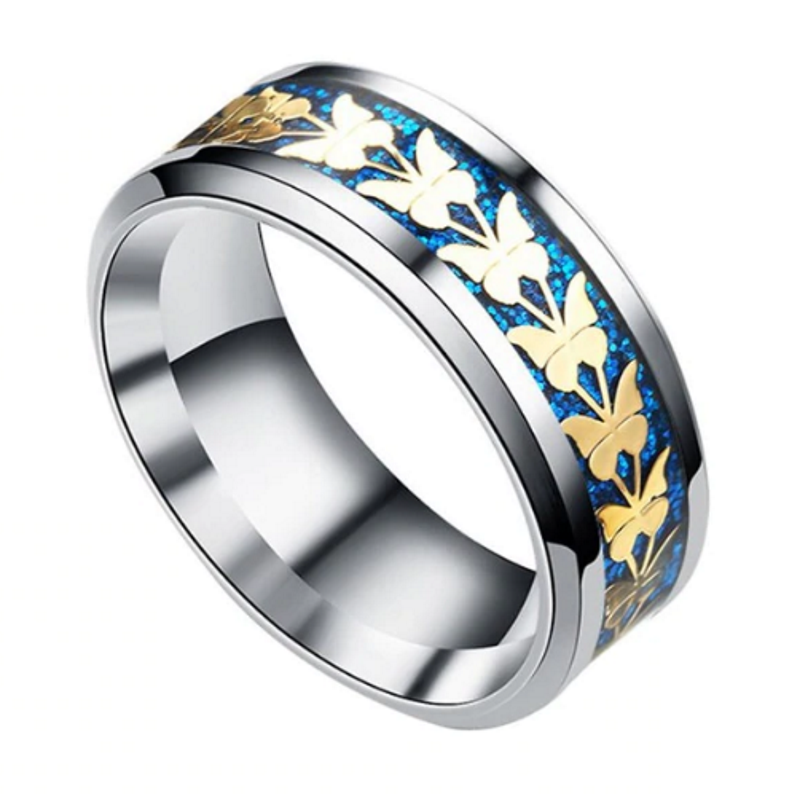 Butterfly Sky Silver Ring, Ring Online, Ladies Rings Online, Ladies Rings, Fashion Rings, Butterfly Ring, Butterflies Ring, Afterpay, Zippay, Laybuy