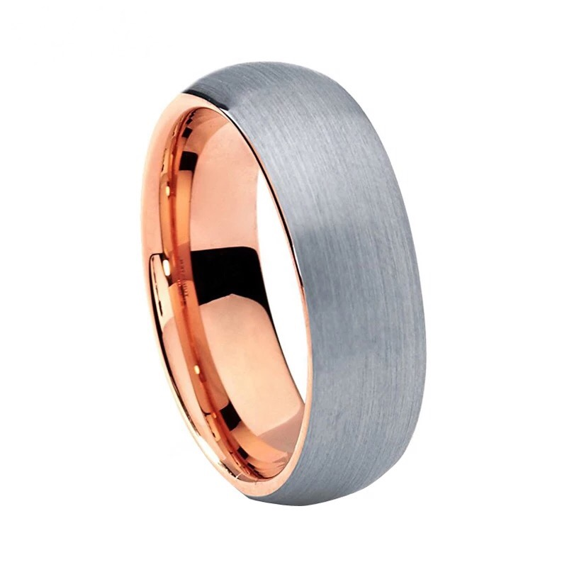 ARGYROS Silver Rose Gold Tone Ring, Mens Rings Online, Ladies rings, wedding rings, wedding band, Afterpay, Laybuy, Humm, PayPal, Latitudepay, Afterpay obsession, Zippay, oxipay, gold tone ring, marriage planning, free shipping, express postage, australia