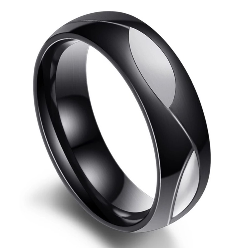 Afterpay, online rings, just rings, men's rings online, Brunswick Men's Band Ring