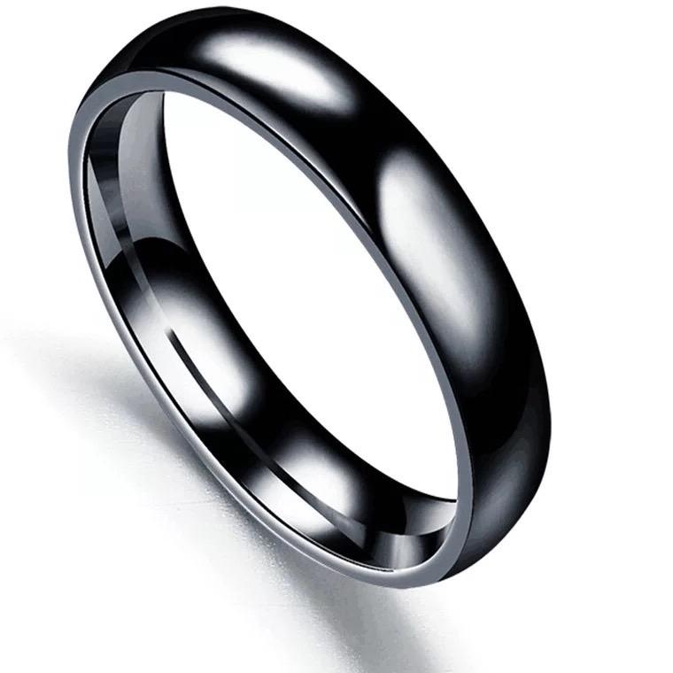 Classic Black Tone Wedding Band Ring, wedding band, wedding ring, grooms ring, mens rings online, wedding rings online, tungsten ring, rose gold ring, afterpay, oxipay, paypal