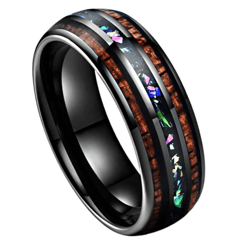 King - Tungsten Ring JustRings, Mensringsonline, gifts for him, Afterpay, Laybuy, Humm, PayPal, Latitudepay,Zippay,Afterpay obsession, ringsforhim