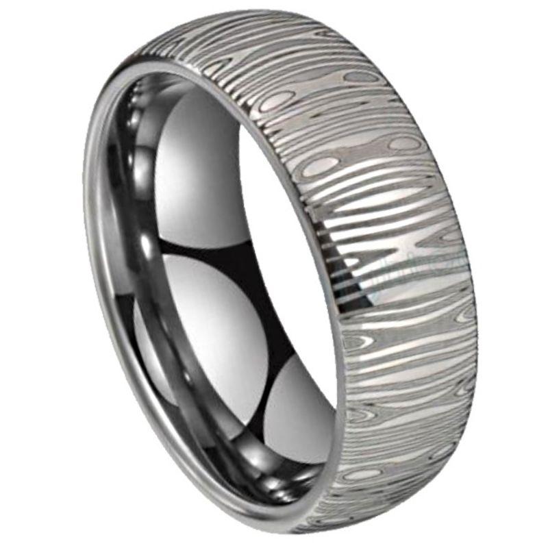 Federal Men's Damascus Ring